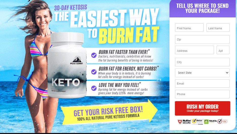 Peak Summit Keto